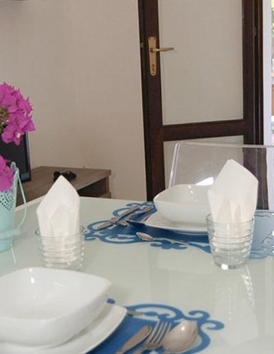 zona giorno pietra blu junior suite calasetta residence