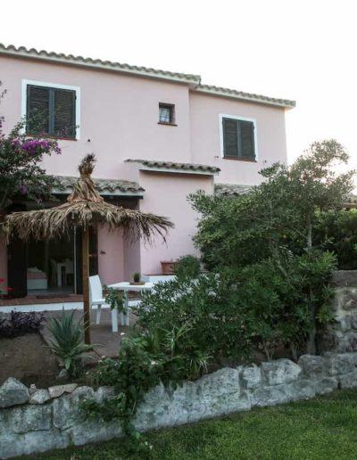 vista esterna, appartamento Pietra Blu, Calasetta