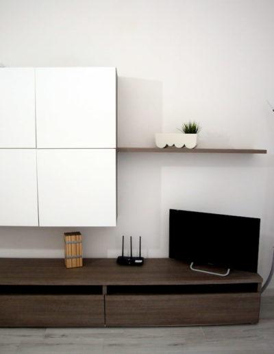 dettagli arredamento, appartamento Pietra Blu, Calasetta