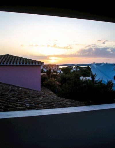 terrazza con vista appartamento Perla, Calasetta