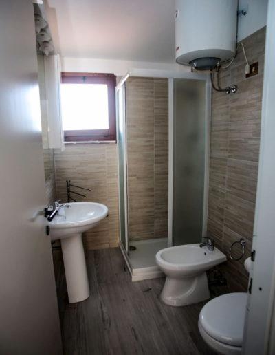 bagno, appartamento Perla, Calasetta
